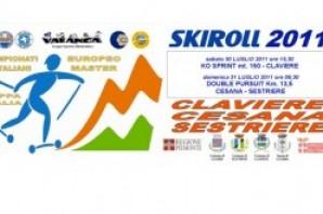 30-31 luglio: lo Skiroll ferma nelle valli olimpiche