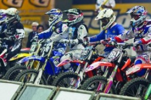 1° ottobre: A Torino arriva il Campionato Supercross
