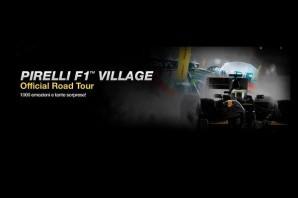 Sabato 3 settembre: Pirelli F1 Village in P.za Vittorio