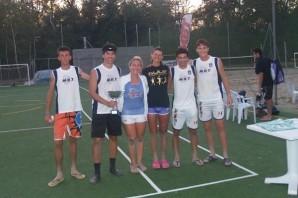 Beach Tennis: Campionato Regionale a Squadre 2011