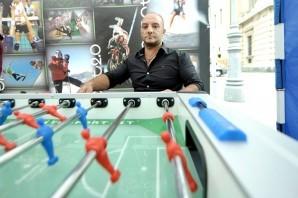 Il 23-24 giugno il 1° Campionato Italiano calcio balilla Paralimpico