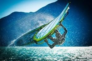 Fabio Calò: vita da windsurf