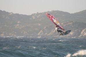 Calò centra il miglior risultato nella discplina Wave: Vice Campione Italiano