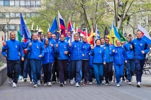 A Torino arriva la World Harmony Run