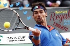 Sport 2.0 vi offre due biglietti gratuiti per la Coppa Davis a Torino