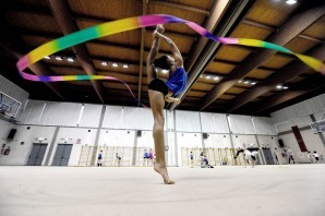 A Brandizzo una nuova casa per la ginnastica ritmica