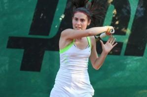 Tennis: Open BNL, al circolo della Stampa Sporting Zmau e Smirnova in primo piano