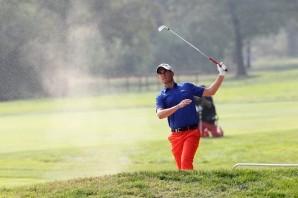 Golf: Manassero si riprende ed evita il taglio nel British Masters