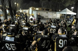 Football Americano: Giaguari, arriva Shaun Vaughan