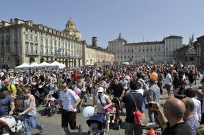 Corsa : Baby Run 2014 – La carica dei mille baby runners