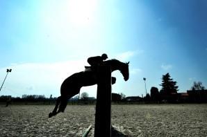 Concorso Nazionale di salto ostacoli all'Horsebridge di None