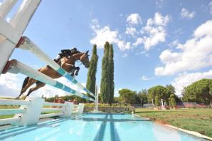 Leonardo Daniello: un giovanissimo sulla scena dell'equitazione Nazionale