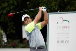 Golf: Francesco Molinari ha salvato il bilancio azzurro