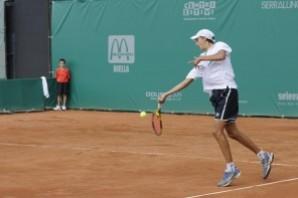 Tennis: Sonego e Donati nei quarti a Manerbio