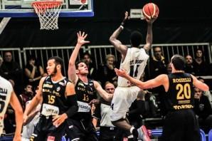 Basket: La Manital PMS Torino conquista la prima vittoria in campionato