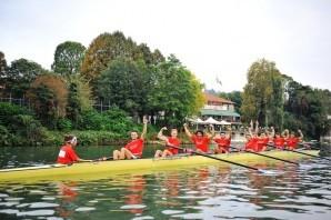 Canottaggio: venerdì sera sul Po con la Rowing Regatta