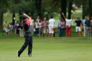 Golf: nel Genesis Open arriva il primo taglio per Francesco Molinari