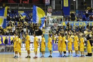 """Basket: Bruttini: """"Match durissimo, ma stavolta il sesto uomo ce l'abbiamo noi"""""""