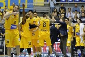 Basket: Una straordinaria Manital PMS Torino si aggiudica il recupero con Brescia