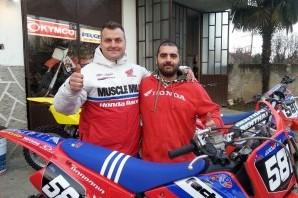 Motocross: Dario Pasta, una vita sulle due ruote
