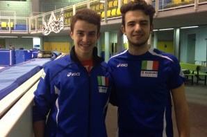 Curling: Intervista a Fabio Ribotta e Eugenio Molinatti, i giovani azzurri piemontesi