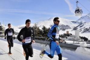 Mirella Bergamo e Stephane Ricard vincono la Racchettinvalle 2015
