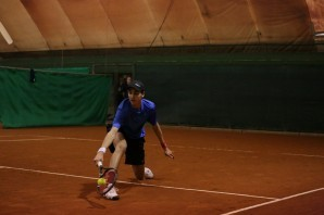 Tennis: Sonego subito ko ad Andria