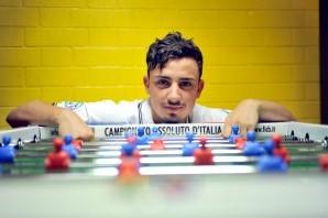 Calcio Balilla: Il Campione Italiano Massimo Caruso presenta i Campionati Mondiali