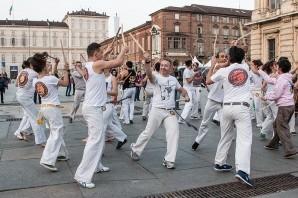Capoeira: Il Festival Internazionale di Capoeira Senzala fa vibrare Torino
