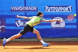 Tennis: Napolitano e Sonego avanzano a Ortisei