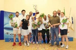 Squash: conferma tricolore per il Crazy Team Torino