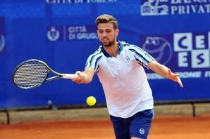 Tennis: a Stefano Napolitano una wild card per il Challenger di Napoli
