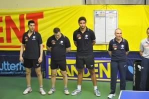 Tennis Tavolo: Frandent Group Cus Torino vince gara 1 di semifinale play-off