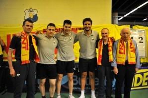 Tennis Tavolo: Cus Torino a Palermo per vincere lo scudetto