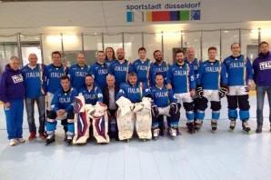 Hockey Inline: anche tre Draghi nell'Italia argento ai Mondiali Master