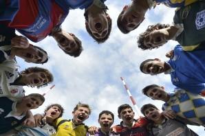 Rugby: amicizia e match di alto livello all'Albonico, con la Super Challenge under 14