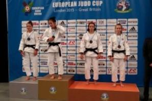 Judo: All'Open di Londra la Pidroni conquista l'oro e sogna gli Europei U23