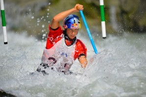 Canoa: il fine settimana di slalom a Ivrea