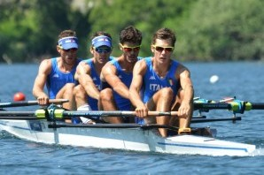 Canottaggio: gli equipaggi mondiali azzurri a Cumiana il 25 agosto