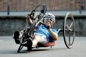 Handbike: domenica il Giro d'Italia approda a Bardonecchia