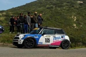 Rally: Monica Caramellino torna dalla Toscana con il secondo posto di classe