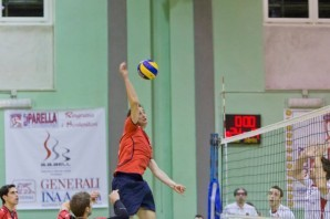 Volley: Parella ad Alba contro gli ex
