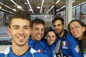 Curling: una nazionale tutta torinese è nona ai Mondiali Mixed
