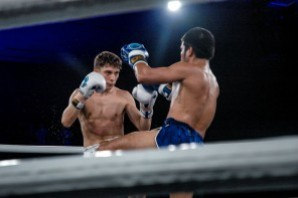 Thai Boxe Mania, Mathias Gallo Cassarino all'esordio in Italia