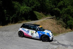 Rally: Monica Caramellino difende il secondo posto al Rally Valli Cuneesi