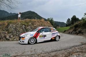 Rally: Monica Caramellino terza nel campionato IRCup 2015