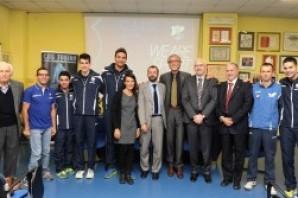 Tennis Tavolo: i campioni d'Italia si presentano