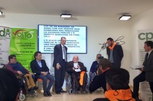 Al via le attività della Giornata Internazionale delle Persone con Disabilità