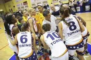Basket: La Fixi Piramis non riesce nell'impresa ma al PalaEinaudi è festa