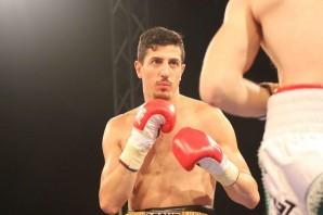 Boxe: Andrea Scarpa a Londra per il titolo WBC Silver